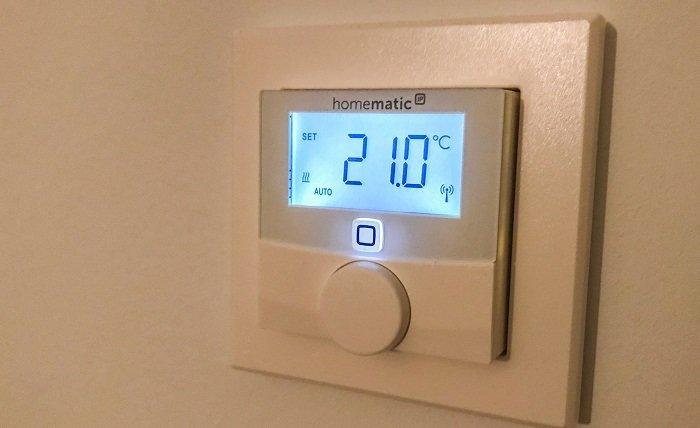 Homematic IP Termostat